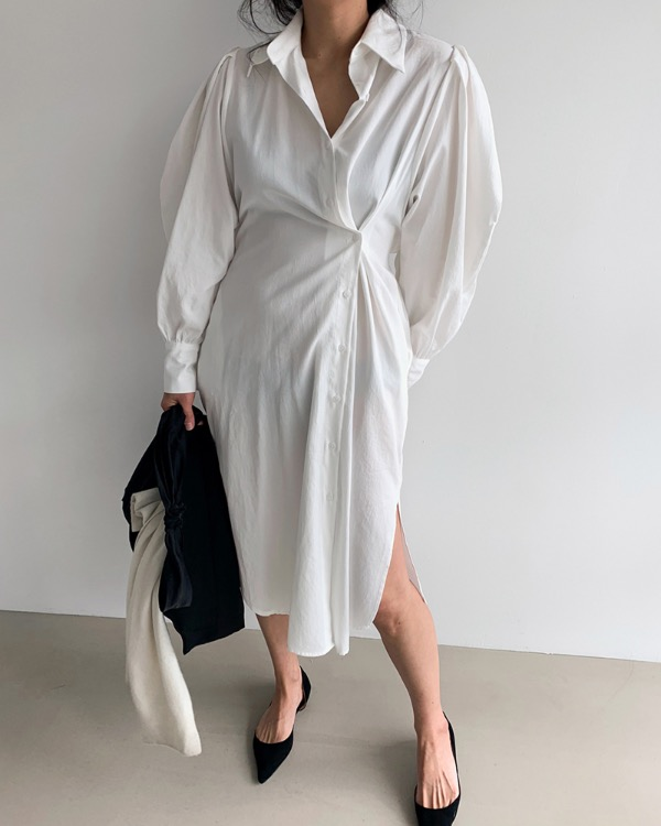 Jane wrap dress