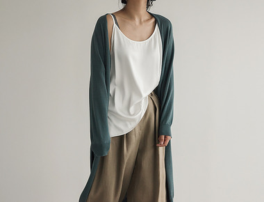 Herashi long cardigan