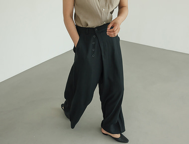 Rockle wrap pants