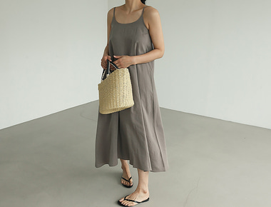 Aver slip dress
