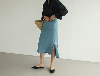 Pair unbalance skirt