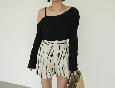 Sting skirt pants