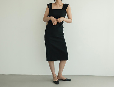 Ten slim dress