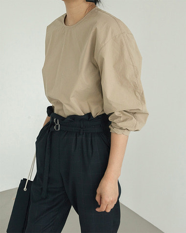 Vogue over blouse