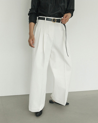 Mentor wide pants