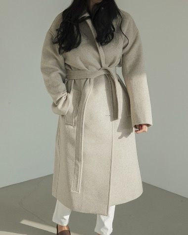 Mone wool coat