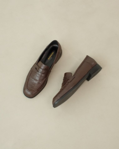 MS502 Dark mood loafer