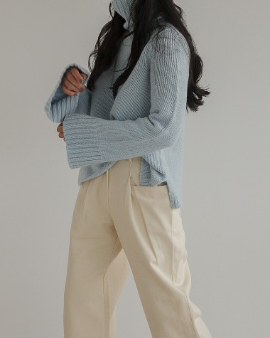 Sweet wool knit