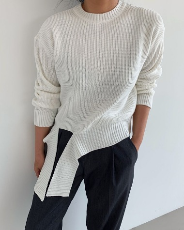 MM patch knit