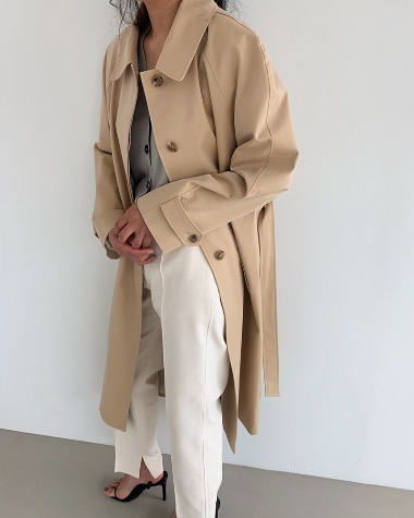 Vanne trench coat