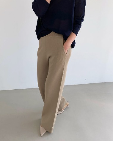 Lisa knit pants