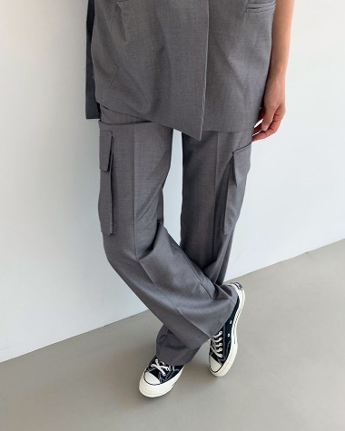 Sakai pocket pants