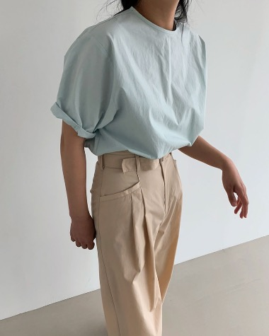 Like roll-up blouse