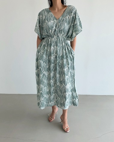 Vanessa pattern dress
