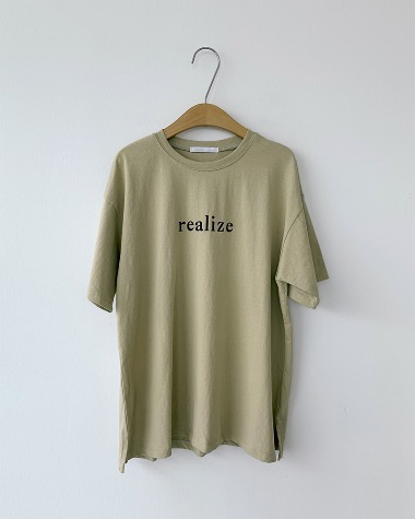 Louis realize half tee