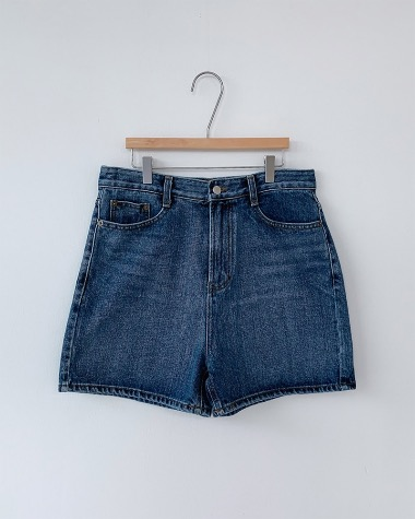 Summer denim short pants