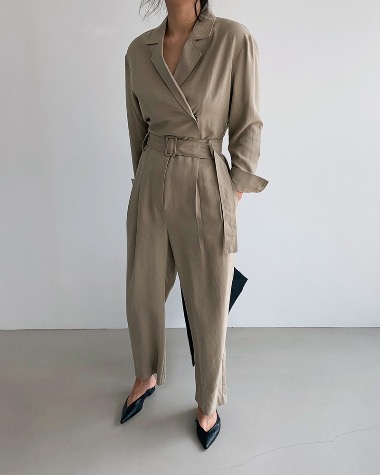 Ally jump suit