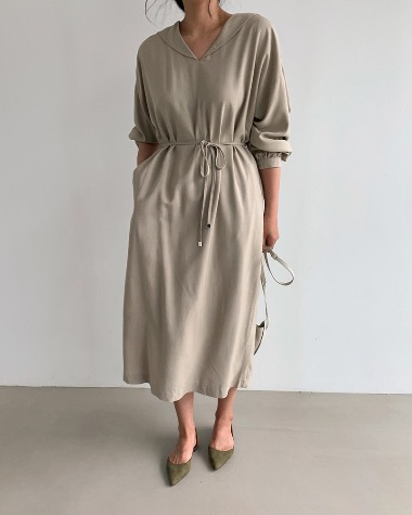 Cover strap dress