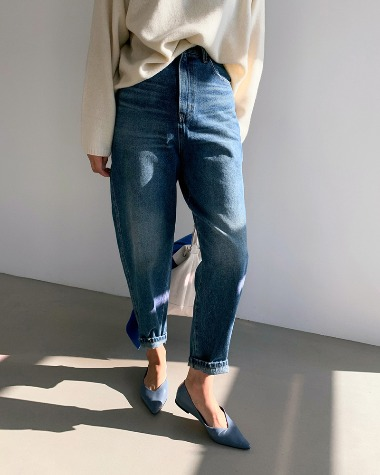 109 vintage denim pants