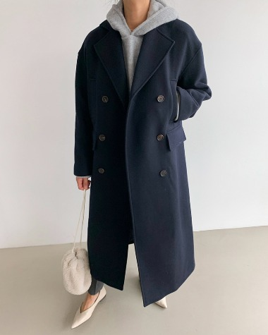 Jay long coat