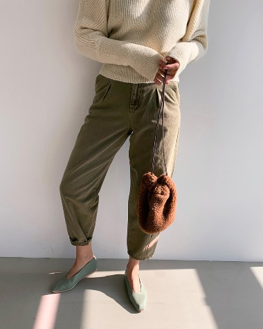 Winter cotton pants