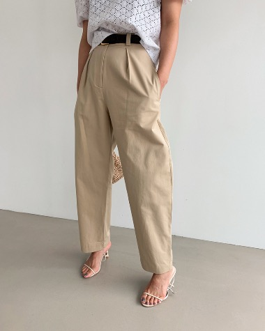 Jar cotton pants